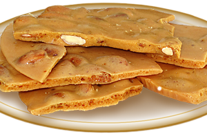 Cinnamon Almond Brittle (3oz)