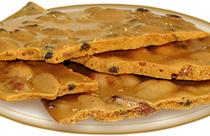 Espresso Almond Brittle (3oz)