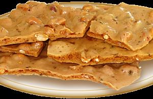 Jalapeño Peanut Brittle (3oz)
