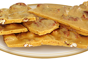 Cinnamon Pecan Brittle (3oz)