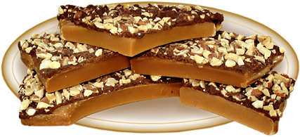 Sugar Free Toffee